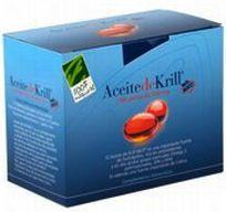 100% Natural Aceíte de Krill NKO 180 perlas