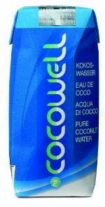 100% Natural Cocowell-Agua de Coco 330ml