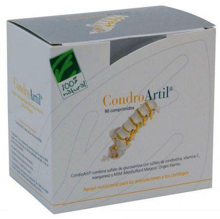 100% Natural CondroArtil 90 comprimidos