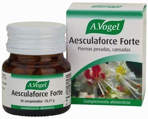 A Vogel Aesculaforce Forte 30 comprimidos