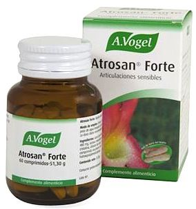 A Vogel Atrosan Forte 60 comprimidos