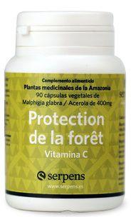 Aborigen Protection de la Foret Vitamina C 90 cápsulas