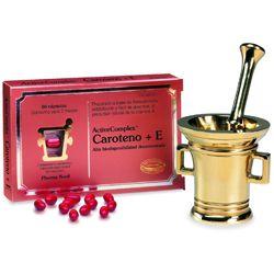 ActiveComplex Caroteno+E 60 cápsulas