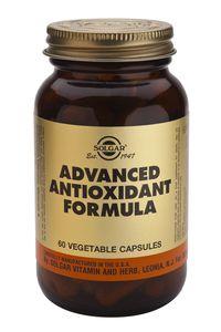 Solgar Formula Antioxidante Avanzada 60 cápsulas