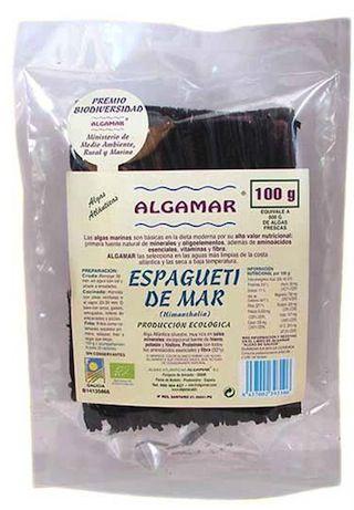 Algamar Alga Espagueti de Mar Bio 100g