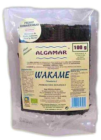 Algamar Alga Wakame Bio 100g