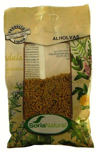 Soria Natural Alholvas Bolsa 150g