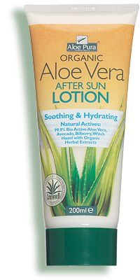 Aloe Pura After Sun Aloe vera Bio 200ml