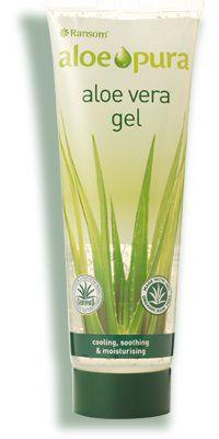 Aloe Pura Aloe vera Gel Bio 100ml