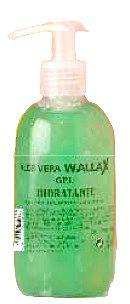 Wallax Farma Aloe Vera gel 250ml
