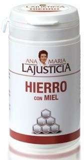 Ana Maria Lajusticia Hierro con Miel 135g