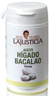 Ana Maria Lajusticia Hígado de Bacalao 90 perlas