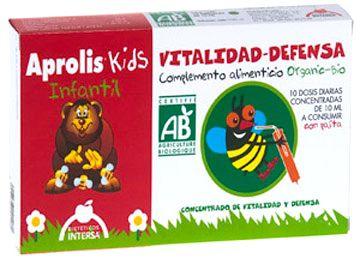 Aprolis Kids Vitalidad-Defensa 10 ampollas