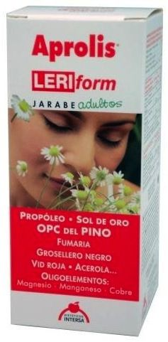Aprolis Leriform Adultos jarabe 180ml