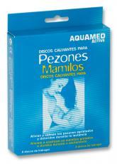 Aquamed Discos Calmantes Para Pezones