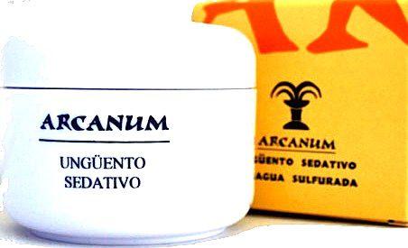 Arcanum Ungüento Sedativo 100ml