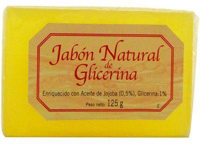 Artesanía Agrícola Jabón Glicerina y Jojoba 100g