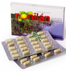 Artesanía Agrícola Nonilan 200mg 40 cápsulas