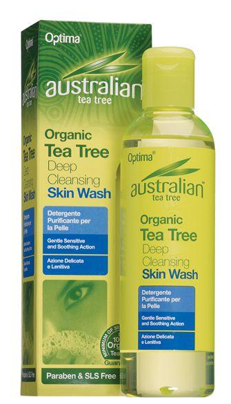 Australian Tea Tree Gel Ducha 250ml
