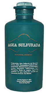 Averroes Agua Sulfurada Isotónica 500ml