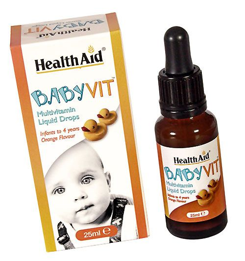 Health Aid BabyVit  25ml