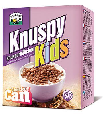 Barnhouse Arroz Hinchado Choco Bio Knuspy Kids 250g