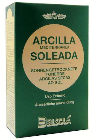 Bellsola Arcilla Verde Soleada Uso Externo 1Kg