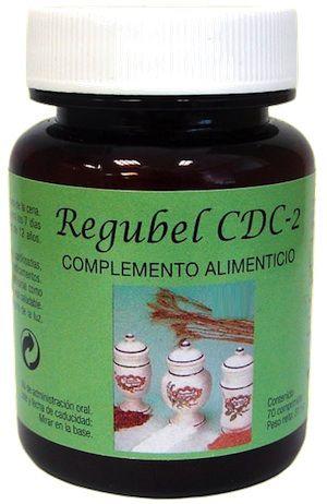 Bellsola Regubel CDC02 60 comprimidos