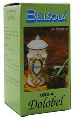 Bellsola Dolobel CDC04 60 comprimidos