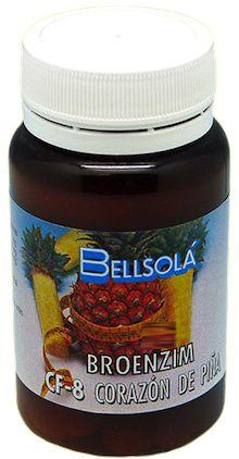 Bellsola Broenzim Corazón de Piña CF08 100 comprimidos