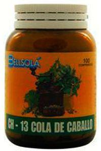 Bellsola Cola de Caballo CH13 100 comprimidos
