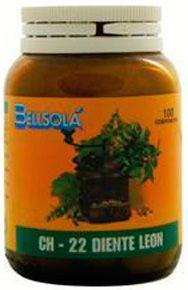Bellsola Diente de León CH22 100 comprimidos