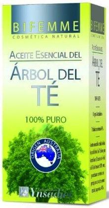 Bifemme Aceite Árbol del Té 30ml