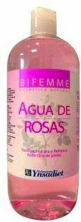 Bifemme Agua de Rosas 250ml