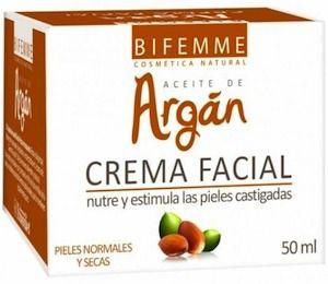 Bifemme Argán Crema Facial 50ml