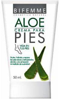 Bifemme Crema para Pies Aloe Vera 50ml