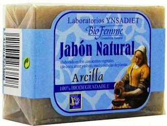 Bifemme Jabón de Arcilla 100g