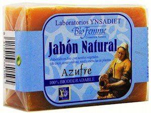 Bifemme Jabón de Azufre 100g