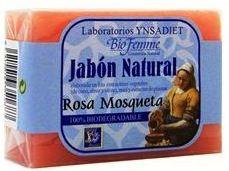 Bifemme Jabón Exfoliante de Rosa Mosqueta 100g