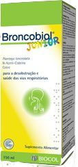 Biocol Broncobiol Junior 150ml