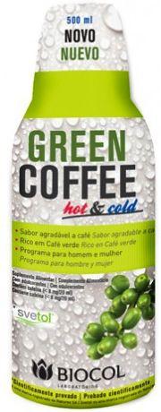Biocol Café Verde Líquido 500ml