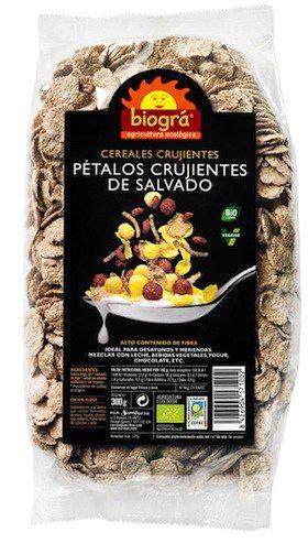 Biogra Petalos Crujientes Salvado Bio 300g