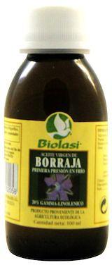 Biolasi Aceite Borraja BIO 100ml