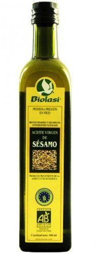 Biolasi Aceite Sésamo BIO 500ml