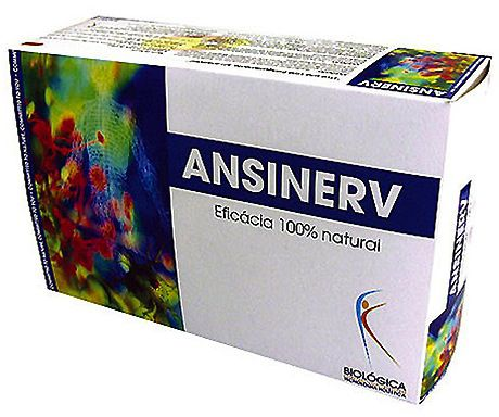 Biologica Ansinerv ampollas 30x10ml