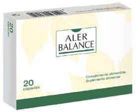 Bioserum Alerbalance 20 cápsulas