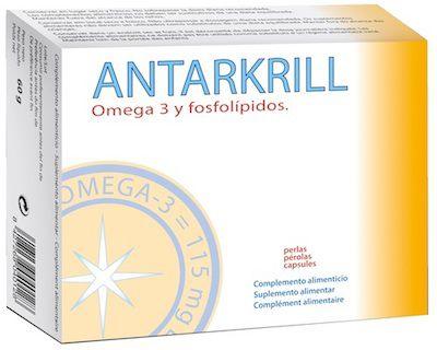 Bioserum Antarkrill 30 cápsulas