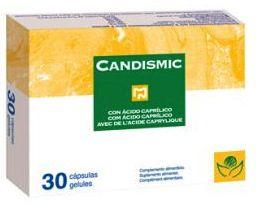 Bioserum Candismic 30 cápsulas