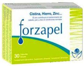 Bioserum Forzapel 30 cápsulas