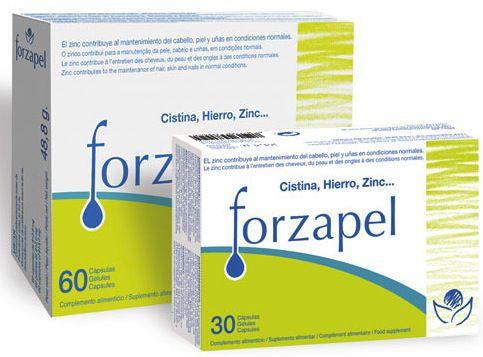 Bioserum Forzapel 60 cápsulas